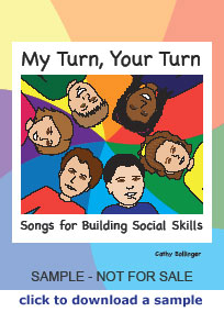My Turn, Your Turn Companion Book